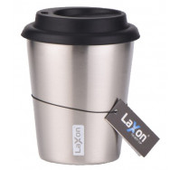 Coffee-to-Go Edelstahlbecher 0,33L
